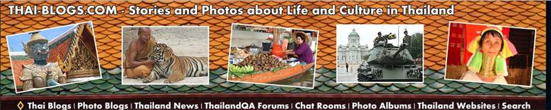 Thai blogs masthead