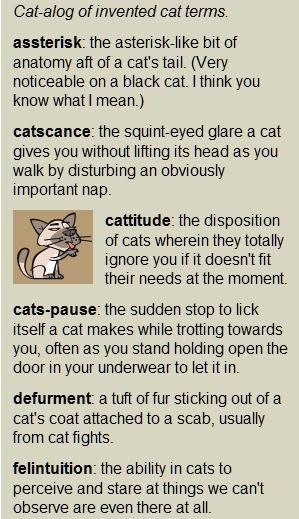 Terry Colon CATS list 1