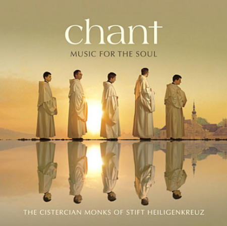Chant CD cover