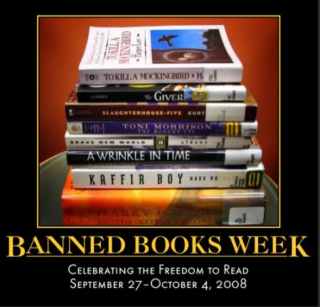 Banned books week 04