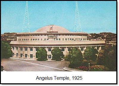 Angeles temple