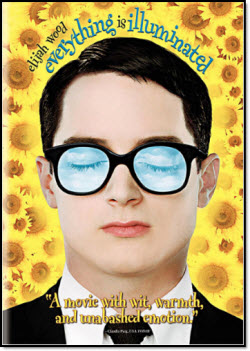 Everything is illuminated dvd cover