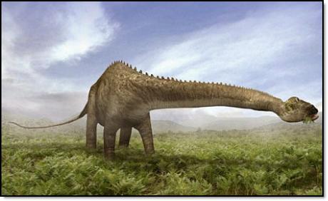 Dinosaurs downsized