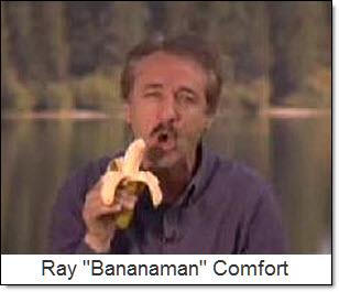 Ray bananaman