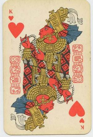 Soviet mayan card