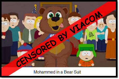 Jing-reed's Musings from Thailand: South Park vs Islam