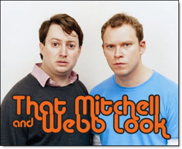 That mitchell and webb look