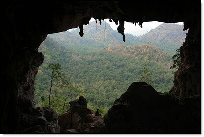 Uncle boonmee's cave