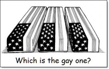 Which is the gay one 02
