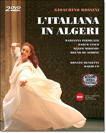 06-30 L'Italiana in Algerii dvd cover