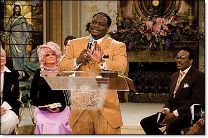Pastor Eddie Long