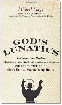 Gods lunatics cover