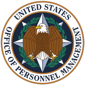 U S office of personnel mgt logo