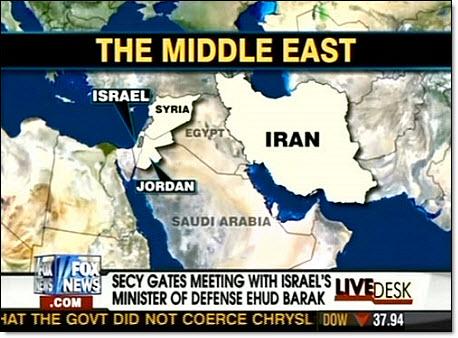 31 Fox Map