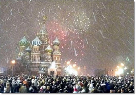 30 red square new years eve