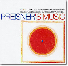 12 Preisners music CD