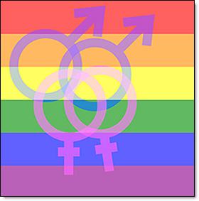 25 same sex