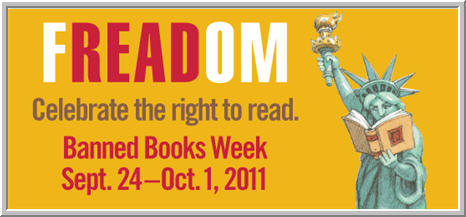 24 Banned Books Week
