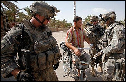 22 US Troops Out of Iraq
