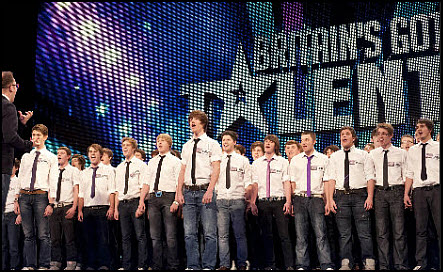 25 Only Boys Aloud photo