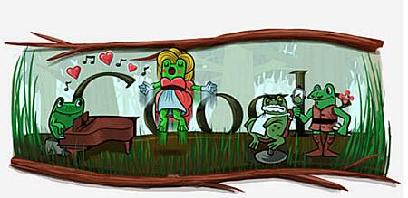 29 Rossini google doodle