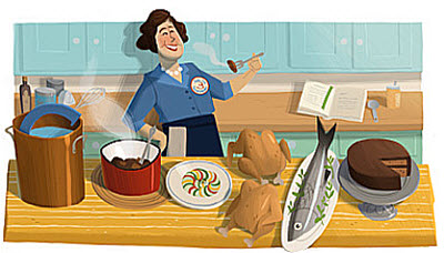 16 Julia Childs photo
