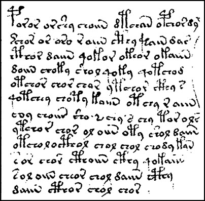 20 Voynich Manuscrip photo