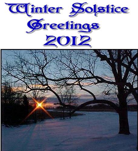 21 solstice greetings