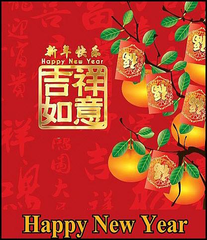 9  New Year photo
