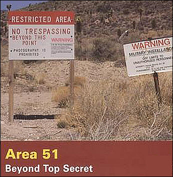 10 Area 51 — Beyond Top Secret photo