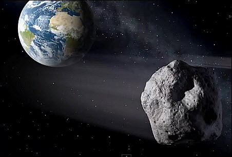 01 Asteroid Flyby photo