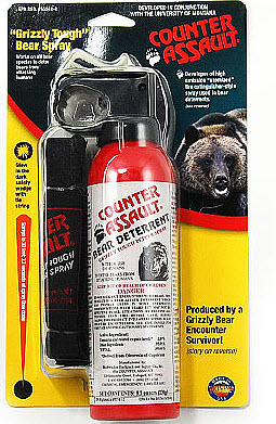 06-30 Bear spray