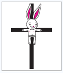 Crucified_bunny