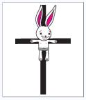 Crucified_bunny